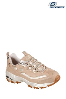 Skechers® D'Lites Natural Wave Trainers