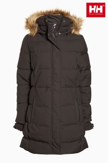 Helly Hansen Black Blume Padded Parka