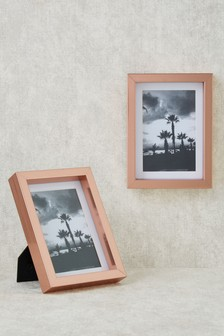 "Set of 2 Gallery 6 x 4"" (15 x 10cm) Frames"