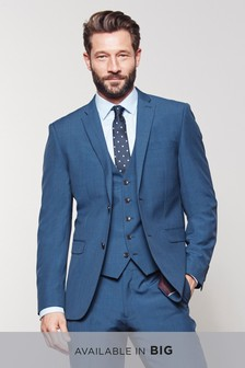 Marzotto Textured Suit