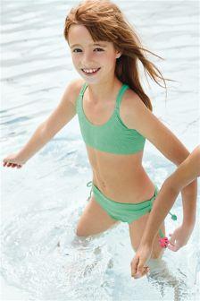 Textured Bikini (3-16yrs)