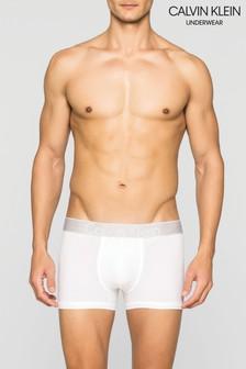 Calvin Klein White Boxer