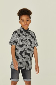 Pineapple Shirt (3-16yrs)