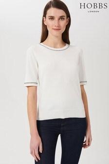 Hobbs Cream Madison Sweater