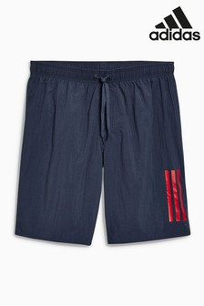 adidas 3 Stripe Swim Short