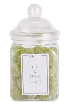 Gin And Tonic Boiled Sweets