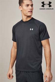 Under Armour Gym Black Tech Tshirt