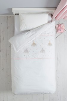 Florence The Fairy Embroidered Bed Set