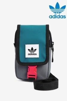 adidas Originals Blue/Grey Small Item Bag