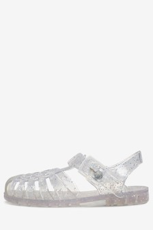 Glitter Jelly Shoes (Younger)