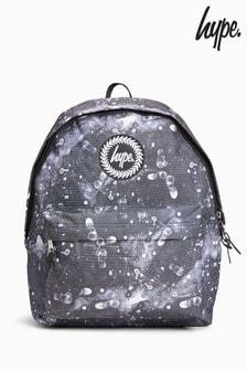 Рюкзак с изображением отпечатков пальцев Hype.