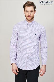 Koszula z diagonalu typu Oksford Polo Ralph Lauren® Performance