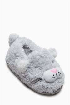 Cat Character Slippers (Younger)