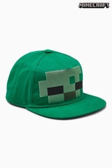 כובע עם איור <bdo dir=&quot;ltr&quot;>Minecraft</bdo> (נוער)
