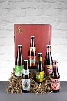 6 Bottles Artisan Beer Taster Case