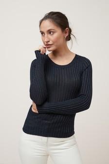 Sparkle Long Sleeve Jumper