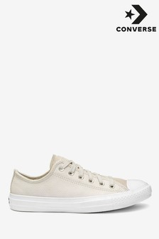 Converse Chuck Taylor Shimmer Ox Trainers