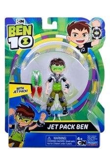 Ben 10 Action Figures: Jetpack Ben