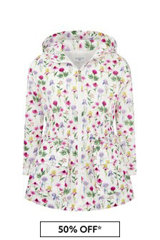 Monnalisa Cream Jacket