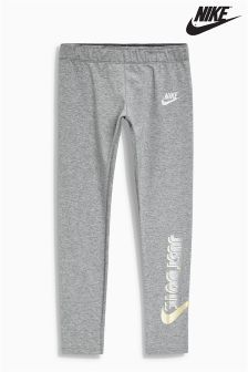 Nike Grey JDI. Legging
