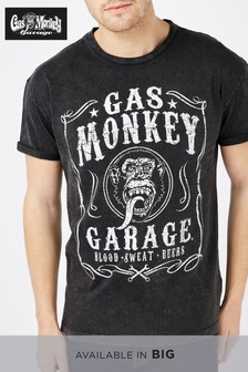 Gas Monkey Graphic T-Shirt