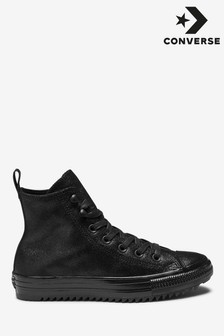 Converse Chuck Taylor Hiker Waxed Suede Trainers