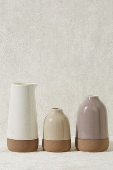 Set of 3 Reactive Vases