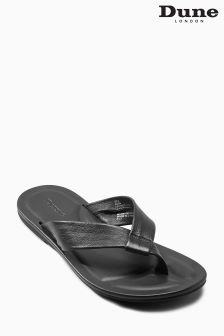 Dune Black Idle Sandal