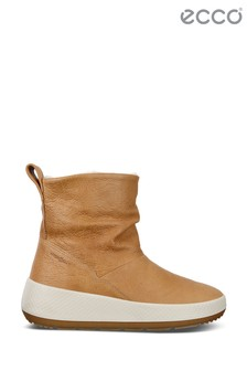 Ecco Camel Volluto Yak Pull On Boot