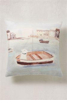Hannah Cole Dog Cushion