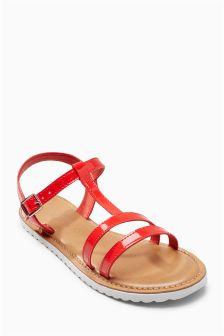 Strippy Sandals (Older)
