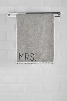 Mrs Towel