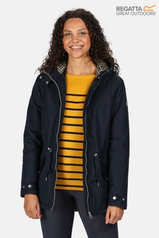 Regatta Blue Brigid Waterproof Jacket