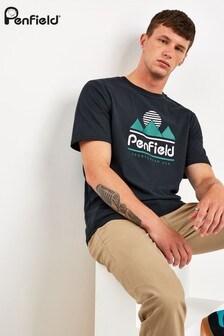Penfield Abrams T-Shirt mit Logo
