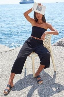 Bandeau Culotte Jumpsuit