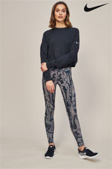 Nike Marble HyperCool Tight