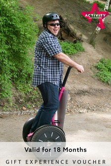 Segway Rally Gift Experience