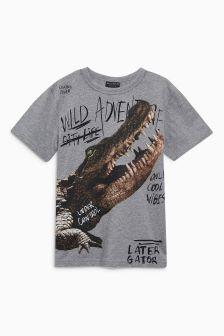 Alligator T-Shirt (3-16yrs)