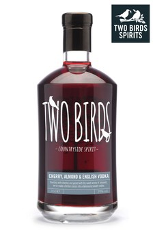 Cherry & Almond English Vodka by Two Birds