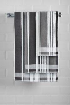 Super Stripe Towels