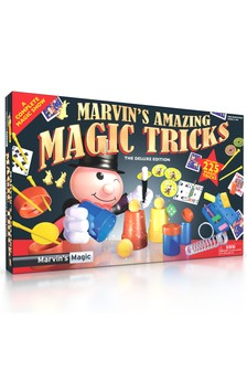 Marvins Amazing 225 Magic Tricks
