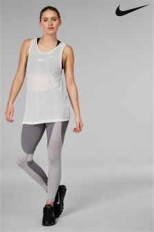 Nike Pro Grey Hypercool Tight
