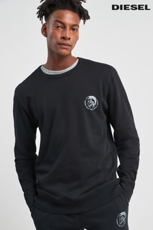 Diesel® Logo Crew Neck Sweater