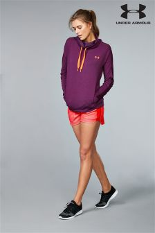 Under Armour Pink Novelty Play Up Short