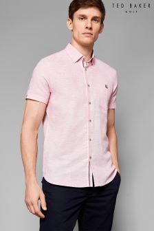 Ted Baker Peeze Linen Shirt