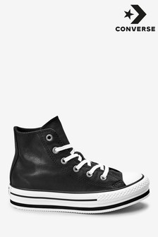 Converse Junior Platform High Trainers
