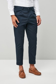 Tapered Slim Fit Trousers