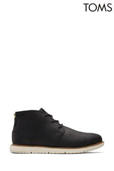 TOMS Navi Leather Mid Boots