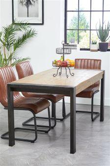 Hudson 6 - 8 Extending Dining Table