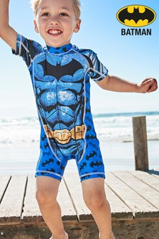 Batman® Sunsafe Suit (3mths-8yrs)